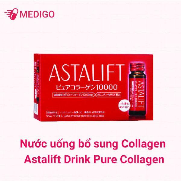 Nước uống bổ sung Collagen Astalift Drink Pure Collagen.jpg