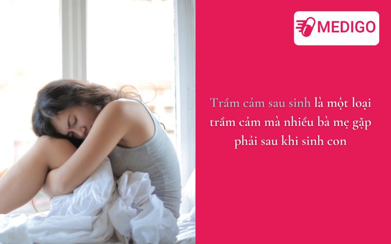 Trầm cảm sau khi sinh là một loại trầm cảm mà nhiều bà mẹ gặp phải sau khi sinh con..png